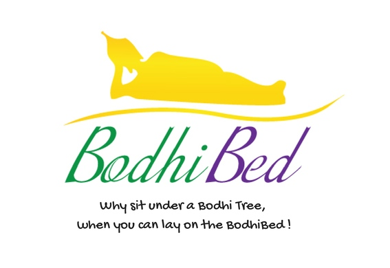 BodhiBed, with caption 8-2014