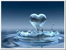 Heart Water Ripple