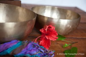 © 2012 Inner Tranquillity & Peace, singing bowls