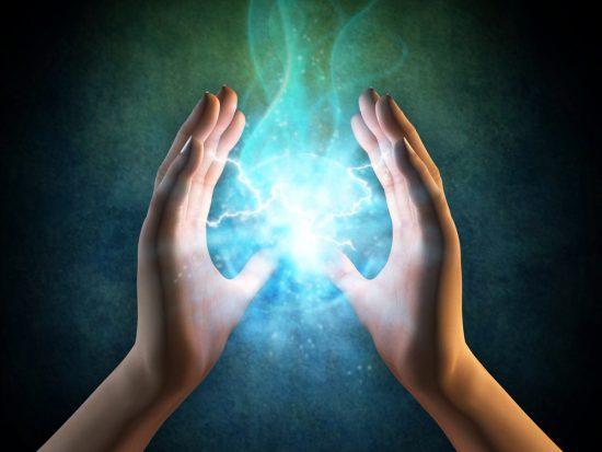 hands of light