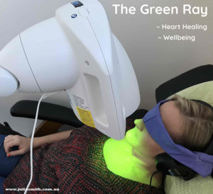 The Green Ray light Therapy Copyright Julia Smith 2.8mb